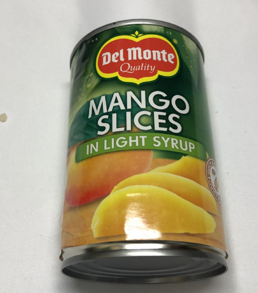 Mango Slices Tinned
